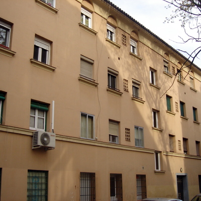 ITE C/ Alcalá 319. Madrid