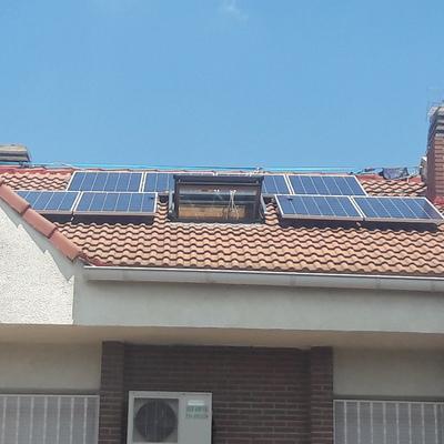Instalación placas solares, Madrid