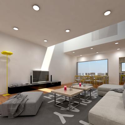 Proyecto vivienda pareada - Jaén