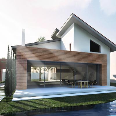 Casa-Jardín