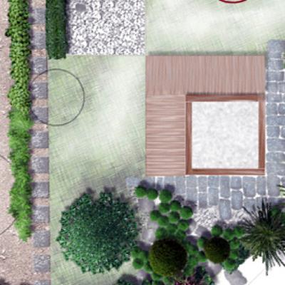 Jardin en Vilafranca