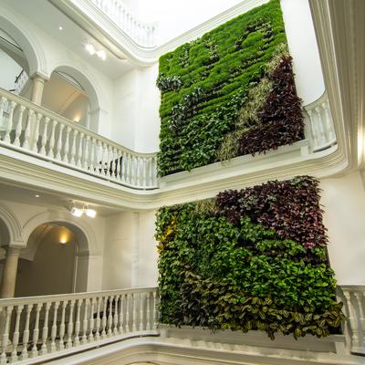 Presupuesto dise ar jard n otros hoteles espacios - Disenar jardin online ...
