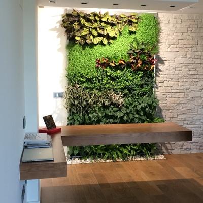 Ideas Y Fotos De Jardin Vertical Interior Para Inspirarte Habitissimo