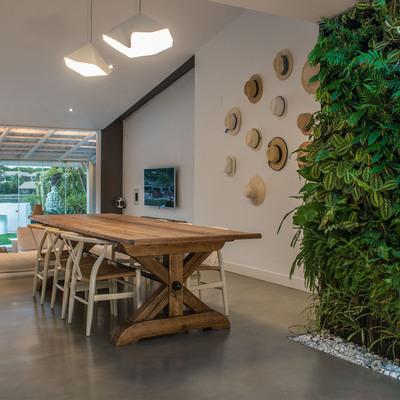 Jardín Vertical hogar en Huelva