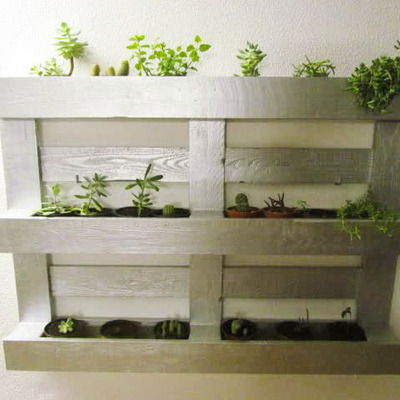 jardineras recicladas cotonat service