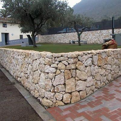 Jardines en Granja Escuela Játiva
