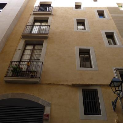 Rehabilitació d'edifici a Ciutat Vella (Barcelona)
