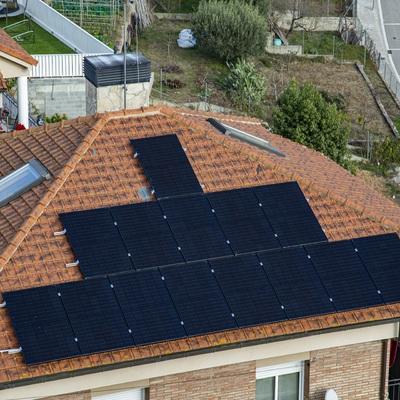 Instalación fotovoltaica residencial