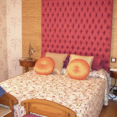 Ejecución proyecto de decoración de dormitorio principal