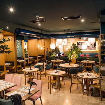 Reforma integral restaurante Sumo madrid