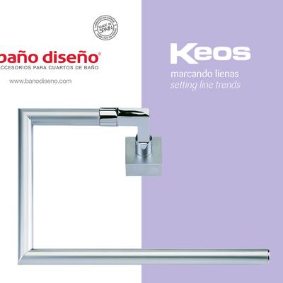 Accesorios de baño KEOS