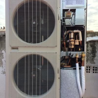 Instalación climatización