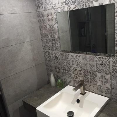Baño único y especial