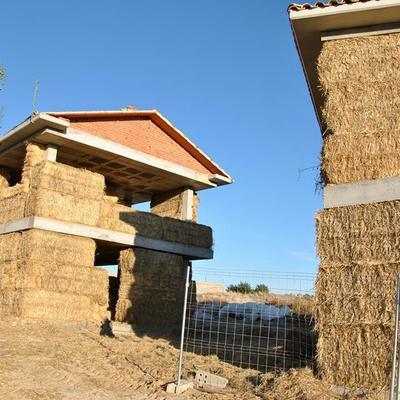 Construccion de viviendas ecologicas