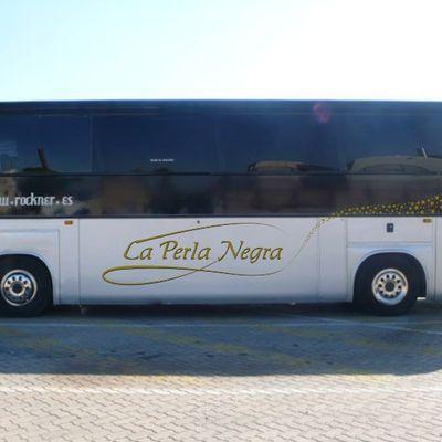 Decoración de autobús