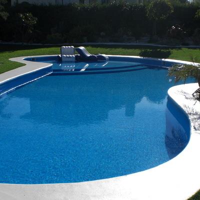 La piscina de Dani