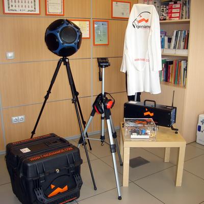 Laboratorio Acústica