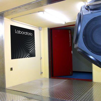 laboratorio de ensayos