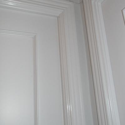 Lacada blanco satinado