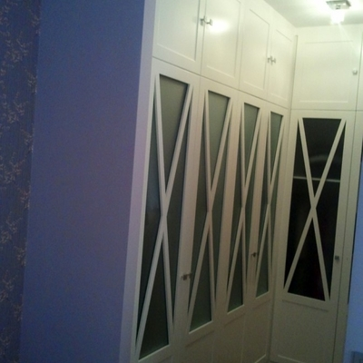 Lacado armario vestidor