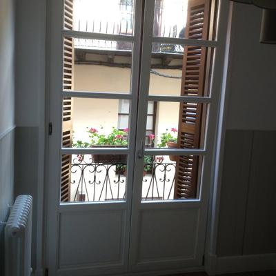 lacado de ventanas