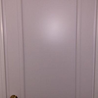 Lacado puerta