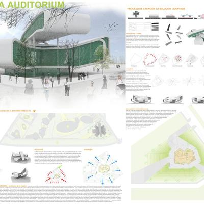 Proyecto para auditorio