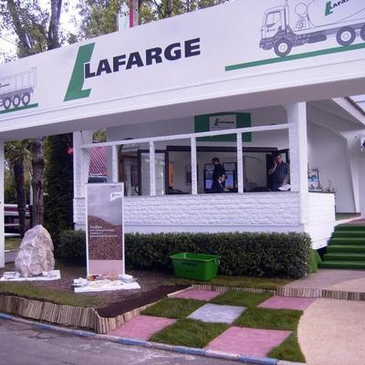LAFARGE AL SERVICIO DE TUS SUEÑOS