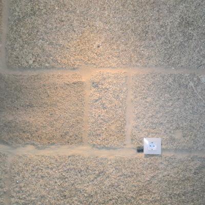 Halogeno led 7 w acabado en piedra