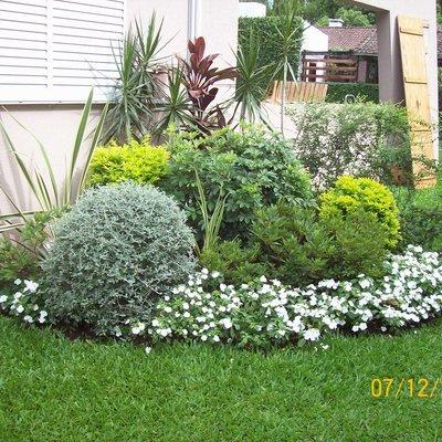 Lateral de jardin