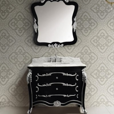 lavabo clásico de mármol