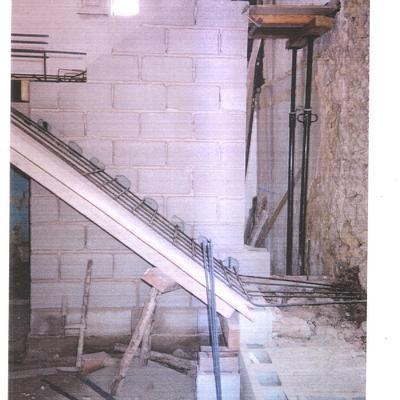 lecho escalera