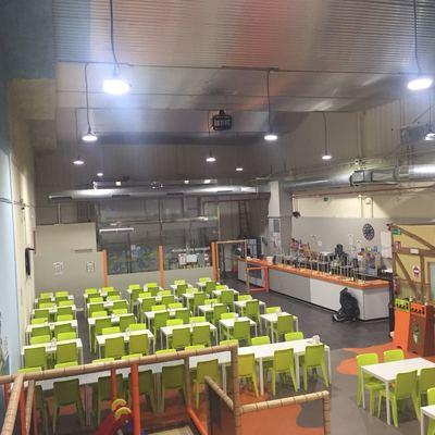 SUSTITUCION DE HALOGENOS POR LED EN DIVERTIPARK DE CALAHORRA