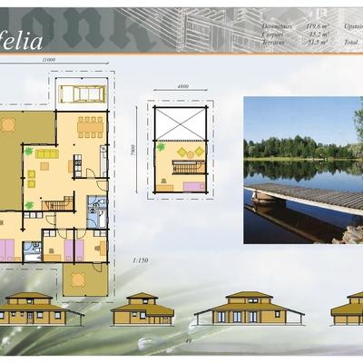 Planos   Casa Mod. OFELIA