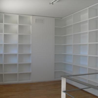 Libreria en L
