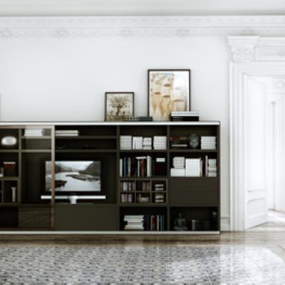 Libreria para tv