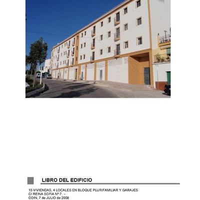 Libro de Uso y Mantenimiento de Edificios