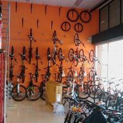 Licencia apertura tienda de bicicletas