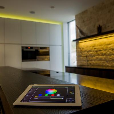 Iluminación automatizada