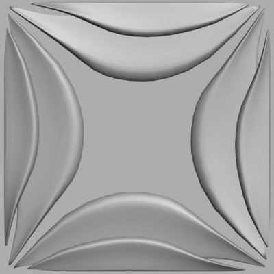 PANELES 3D DECORATIVOS - LILY
