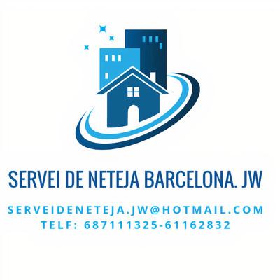 Servei de Neteja Barcelona. JW