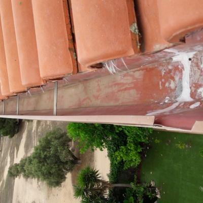 Limpieza de canales con seguridad 3