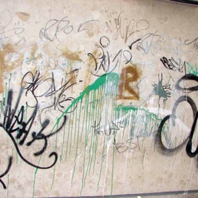 Limpieza de grafittis en Malaga