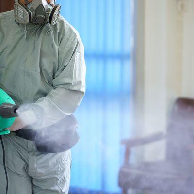 Desinfección de Virus y bacterias