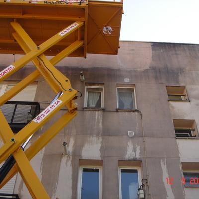 Limpiezas de fachadas