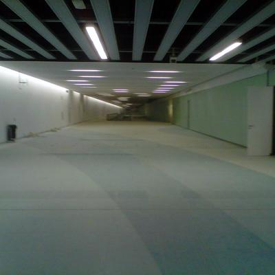 Linea 9 de metro (Tramo Prat).