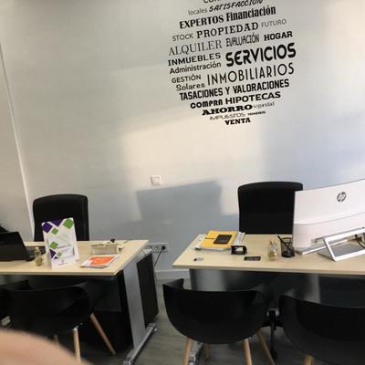 Despachos Reforma Local comercial (inmobiliaria)