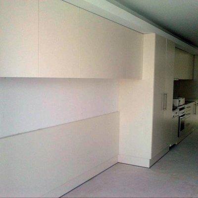Loft lacado blanco