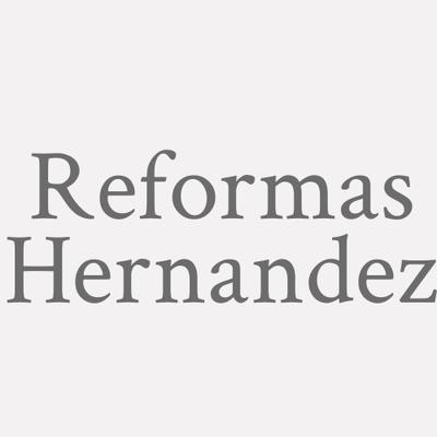 Logo Reformas Hernandez_296437