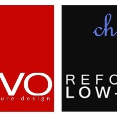 Logos AWO y Cheap and chic